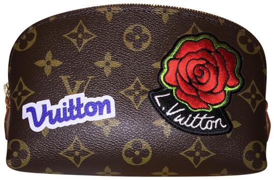 Preload https://img-static.tradesy.com/item/25870724/louis-vuitton-brown-pouch-pm-stickers-patchwork-world-tour-patches-new-43998-cosmetic-bag-0-1-540-540.jpg