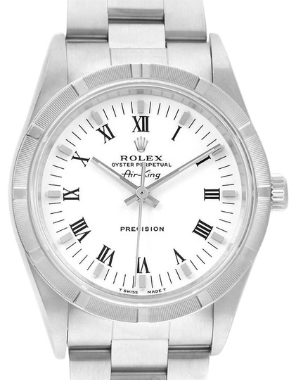 Preload https://img-static.tradesy.com/item/25871216/rolex-white-box-air-king-34mm-dial-steel-mens-14010-watch-0-1-540-540.jpg
