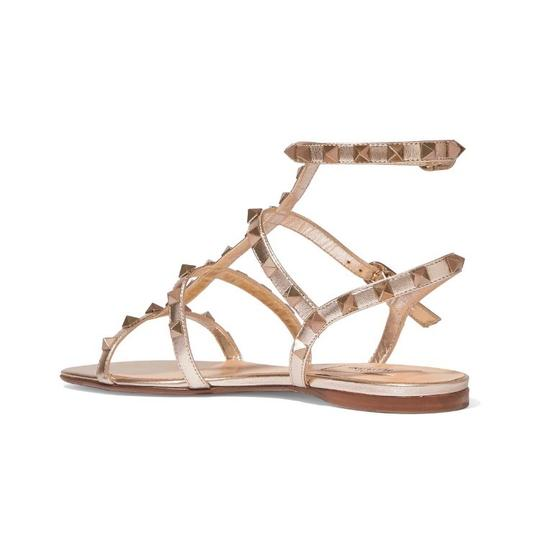 Valentino gold Sandals Image 3