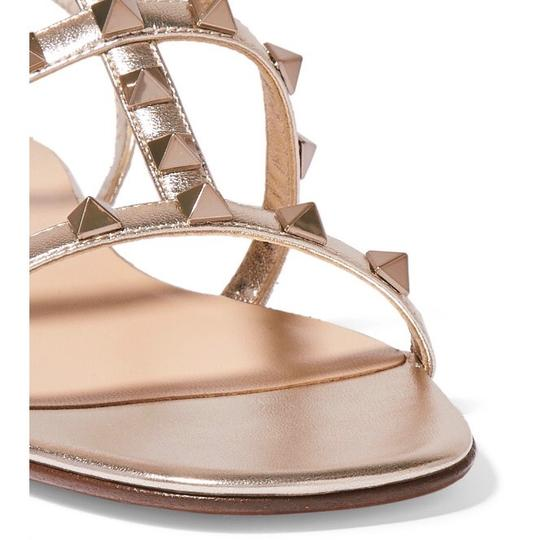 Valentino gold Sandals Image 4