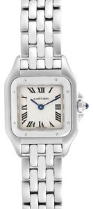 Cartier Cartier Panthere Small Stainless Steel Ladies Watch W25033P5