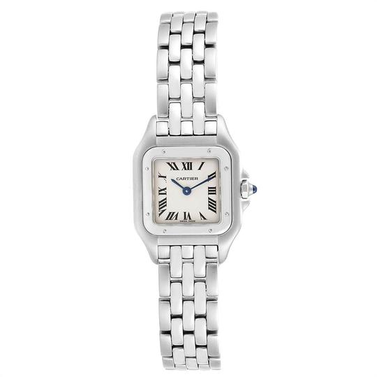Cartier Cartier Panthere Small Stainless Steel Ladies Watch W25033P5 Image 1