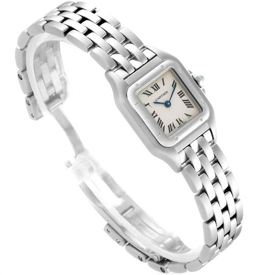 Cartier Cartier Panthere Small Stainless Steel Ladies Watch W25033P5 Image 2