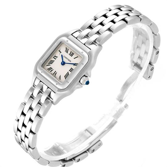 Cartier Cartier Panthere Small Stainless Steel Ladies Watch W25033P5 Image 3