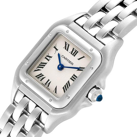 Cartier Cartier Panthere Small Stainless Steel Ladies Watch W25033P5 Image 4