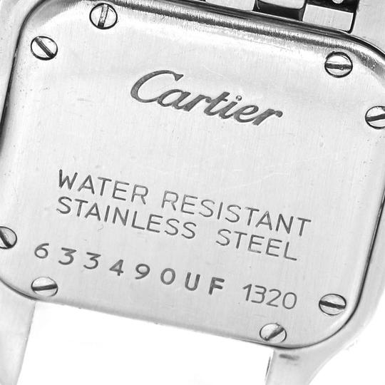 Cartier Cartier Panthere Small Stainless Steel Ladies Watch W25033P5 Image 5