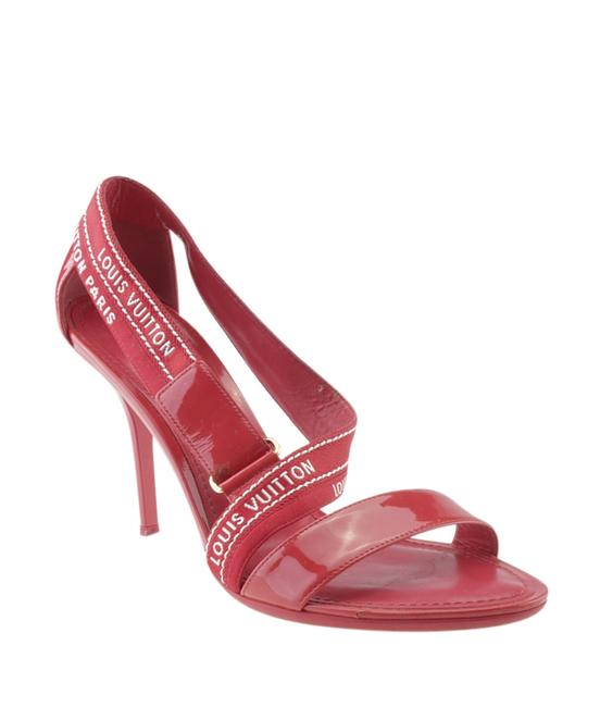 Item - Red Bayswater Patent Leather 39.5 (175388) Sandals Size US 9.5 Regular (M, B)