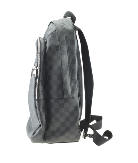 Louis Vuitton Louis Vuitton N58024 Michael Damier Graphite Backpack (175408) Image 3