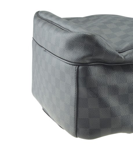 Louis Vuitton Louis Vuitton N58024 Michael Damier Graphite Backpack (175408) Image 7