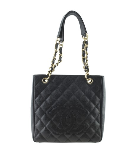 Preload https://img-static.tradesy.com/item/25871623/chanel-a20994-pst-petite-shoppercaviar-quilted-175045-black-leather-tote-0-0-540-540.jpg