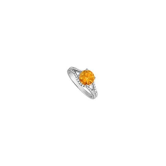 Preload https://img-static.tradesy.com/item/25871729/yellow-citrine-and-cubic-zirconia-split-shank-engagement-ring-0-0-540-540.jpg