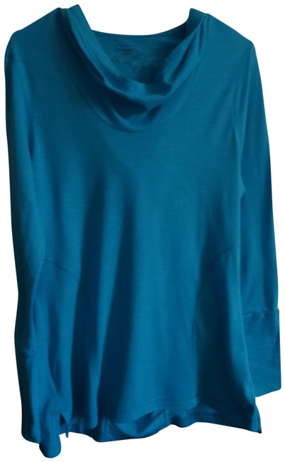 Item - Turquise Activewear Top Size 12 (L)