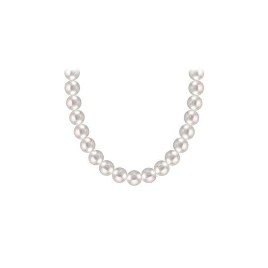 Preload https://img-static.tradesy.com/item/25871760/white-freshwater-cultured-pearl-14k-yellow-gold-5-mm-necklace-0-0-540-540.jpg
