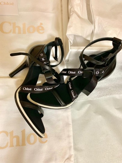 Chloé Black Sandals Image 3