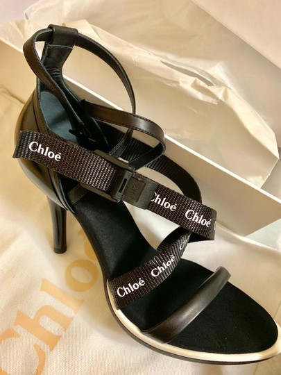 Chloé Black Sandals Image 4