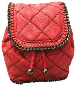 Stella McCartney Gucci Mini Drawstring Vegan Backpack