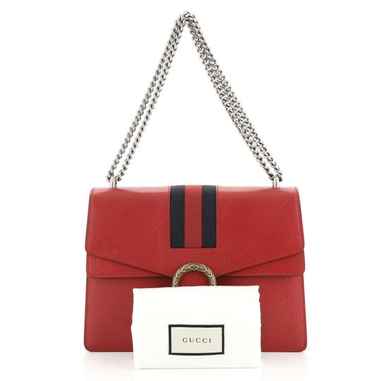 Gucci Dionysus Leather Shoulder Bag Image 1