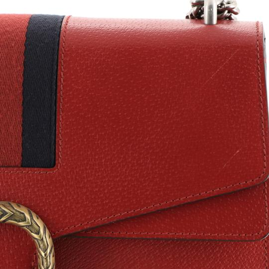 Gucci Dionysus Leather Shoulder Bag Image 6