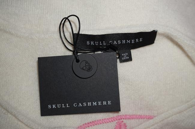 Skull Cashmere Sweater Image 2