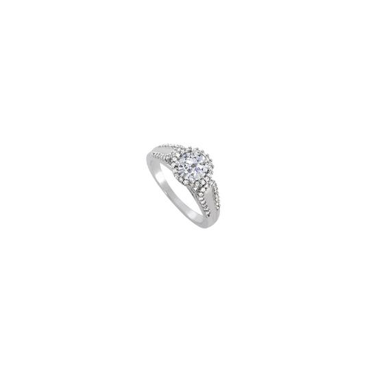 Preload https://img-static.tradesy.com/item/25871809/white-cubic-zirconia-halo-engagement-in-14k-gold-trendy-design-ring-0-0-540-540.jpg