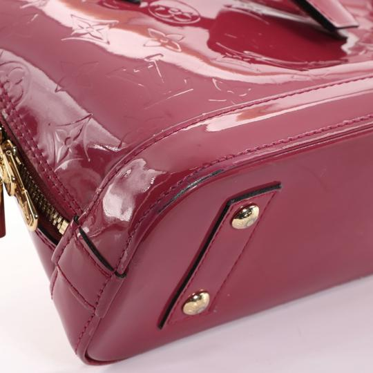 Louis Vuitton Leather Satchel in Pink Image 5