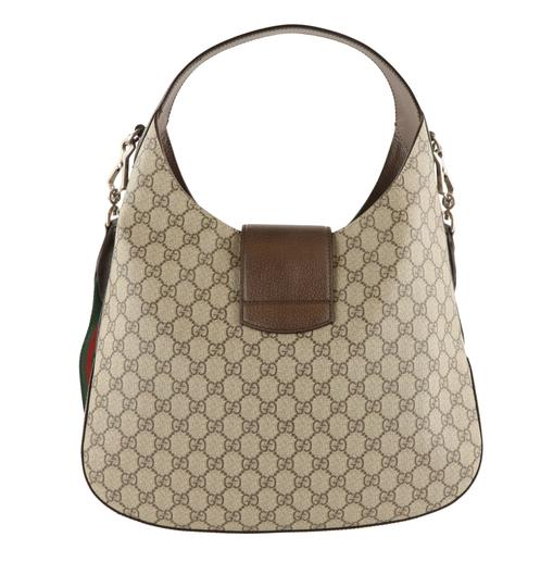 Gucci Dionysus Hobo Canvas Shoulder Bag Image 1