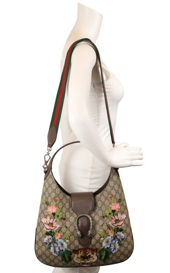 Gucci Dionysus Hobo Canvas Shoulder Bag Image 10