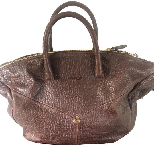 Preload https://img-static.tradesy.com/item/25871832/jerome-dreyfuss-gerald-brown-leather-tote-0-1-540-540.jpg