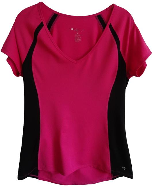 Preload https://img-static.tradesy.com/item/25871850/ideology-bright-pink-and-black-activewear-top-size-10-m-0-1-650-650.jpg