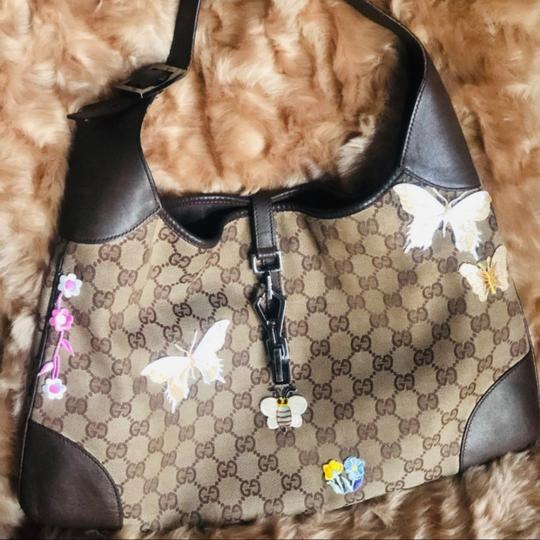 Preload https://item3.tradesy.com/images/gucci-jackie-custom-made-brown-canvas-and-leather-hobo-bag-25871882-0-3.jpg?width=440&height=440