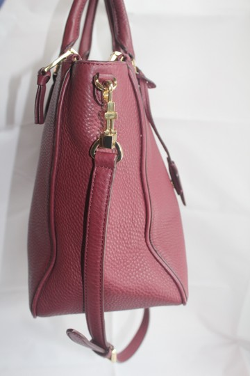 Tory Burch Satchel in Raspberry Image 3
