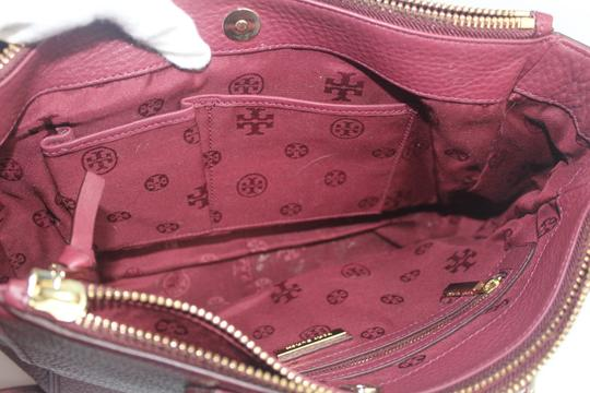 Tory Burch Satchel in Raspberry Image 8