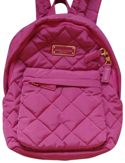 Preload https://img-static.tradesy.com/item/25871910/marc-jacobs-quilted-in-begoni-a-pink-backpack-0-1-540-540.jpg