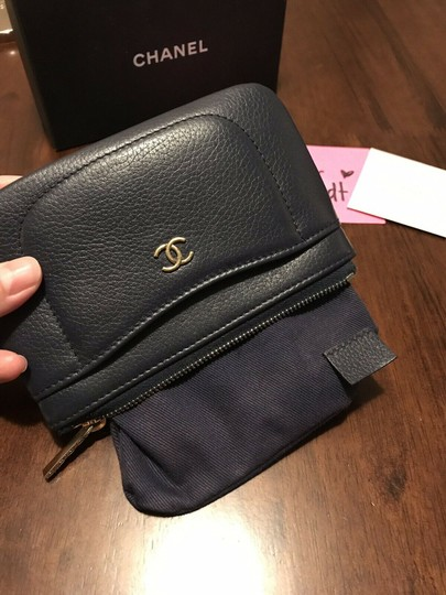 Chanel Pouch/Cosmetic Case Image 9
