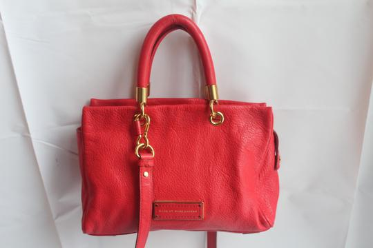 Marc by Marc Jacobs Satchel in Red Image 1