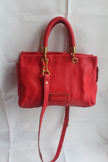 Marc by Marc Jacobs Satchel in Red Image 2