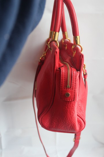 Marc by Marc Jacobs Satchel in Red Image 3