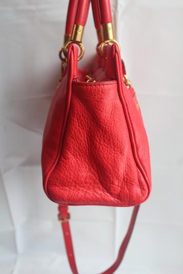 Marc by Marc Jacobs Satchel in Red Image 4