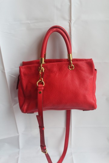 Marc by Marc Jacobs Satchel in Red Image 5