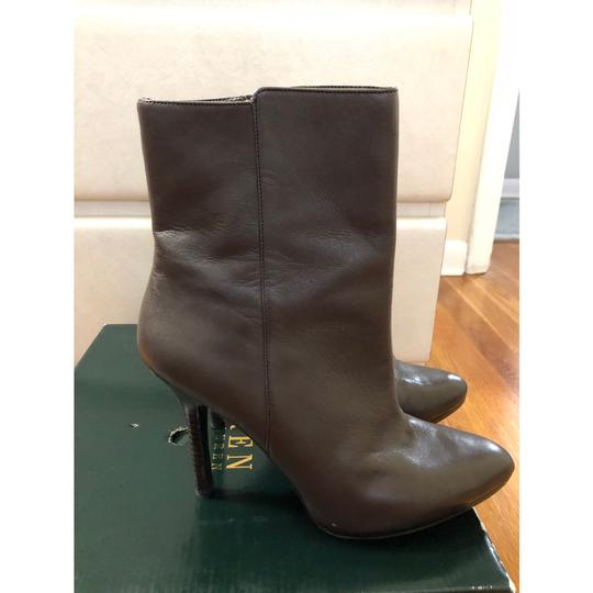 Ralph Lauren brown Boots Image 2