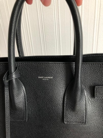Saint Laurent Tote in black Image 1