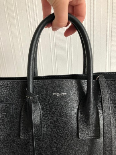 Saint Laurent Tote in black Image 7