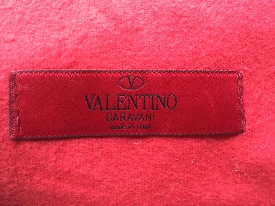 Valentino Leather Patent Bow Chic Elegant Hobo Bag Image 2