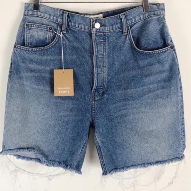 Reformation Cut Off Shorts Image 6