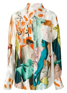 Marni Button Down Shirt Multi