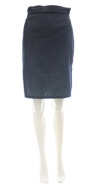 Item - Charcoal Grey Skirt Size 2 (XS, 26)