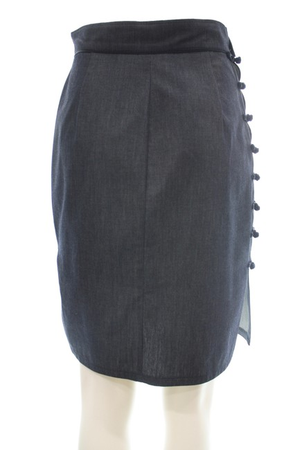 Miu Miu Skirt charcoal grey Image 5