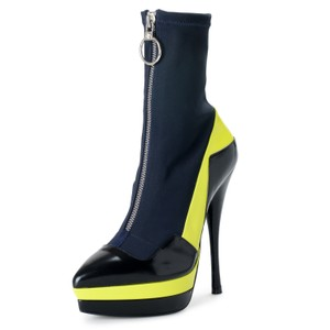Versace Multi-Color Boots