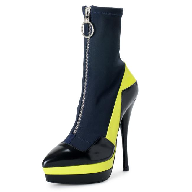 Item - Multi-color Shoes-4354 Boots/Booties Size US 5 Regular (M, B)