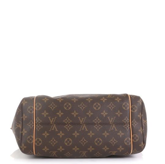 Louis Vuitton Totally Monogram Canvas Tote in brown Image 3